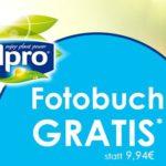 Fotobuch gratis beim Kauf vom Alpro Produkt