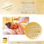 Sieger vom Gewinnspiel der professionellen Massage